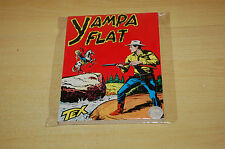 TEX N° 22  YAMPA FLAT  Edizione Araldo 1965  lire 250 ristampa