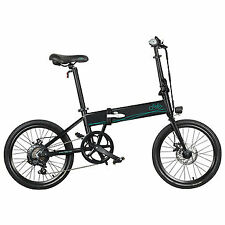 [EU Direct] FIIDO D4s 10.4Ah 36V 250W 20 Inches Folding Moped Bicycle 25km/h Top
