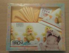 SOTTOCOSTO!Completo letto singolo Tirloni, 3 pezzi, 100%cotone, made in italy