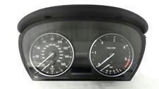 INSTRUMENT CLUSTER BMW 3 Series 2008 To 2014 3.0 Diesel Speedo Clocks - 1344613