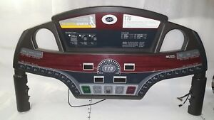 Treadmill Console fits Horizon T70 Loc. 1