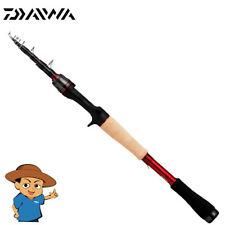 Daiwa BLAZON MOBILE 666TMB Medium bass fishing telescopic baitcasting rod 2020