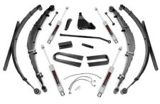 """Rough Country Ford F250 F350 Super Duty 8"""" Suspension Lift Kit 1999-2004"""