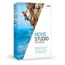 VEGAS Movie Studio 14 Platinum 2018 Vollversion Download 1 Benutzer DE EU