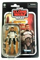 """STAR WARS VINTAGE COLLECTION Clone Commander Wolffe 3.75"""" ACTION FIGURE VC 168"""