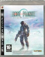 Lost Planet: Extreme Condition Ps3 Juego (condiciones) ~ Nuevo / Sellado