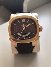 Breil Milano Eros Quartz BW0313 Bronze Men's Watch. New Battery