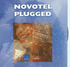 CD album - NOVOTEL PLUGGED - POP PR0M0 - LEO SAYER JOHN WATTS BOY GEORGE 80's