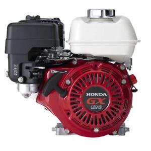 "New Honda GX120 GX120UT2QX2 Engine Oil Alert, 2 7/16 x 3/4"" shaft 3.5 HP 4hp"