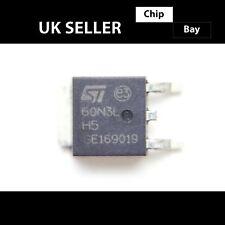 2x STD60N3LH5 N-Channel 30V 48A stripfet V Mosfet di potenza IC