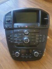 Vauxhall insignia Dvd 800 Nav Radio