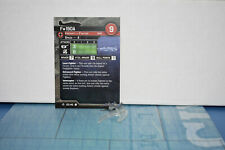 Axis & Allies War at Sea Surface Action Fw 190A 22/40