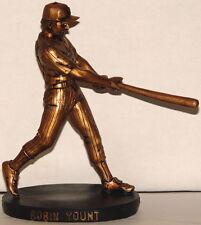 ROBIN YOUNT Milwaukee Brewers 2006 Bronze Exclus. Hartland Figurine (1 of 1,000)