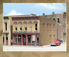 NEW ~ DOWNTOWN HARDWARE Building Kit by DPM ~ Mayhayred Trains N Scale Lot