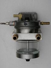 Coolant 12V Heated Sedimenter PreFilter WVO Biodiesel Diesel Viton Seals Fry Oil