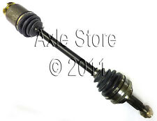 New Front CV Axle Passenger Side Fits 2005 Honda Pilot With Warranty