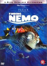 FINDING NEMO 2-DISC S.E MET SLEEVE - DISNEY SEALED