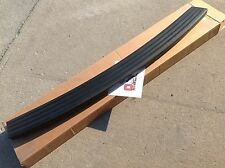GMC Yukon Denali Cadillac Escalade Rear Bumper Black Center Step Pad new OEM