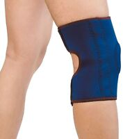 2 X MAGNETIC KNEE SUPPORT BRACE NEOPRENE PATELLA KNEE STRAP PAIN RELIEF SPORT