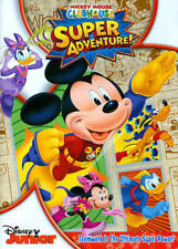 Mickey Mouse Clubhouse: Super Adventure (DVD, 2013) Sealed