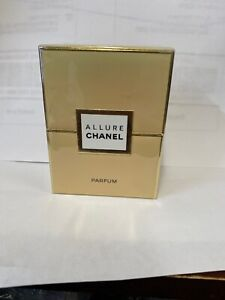 Vintage Allure Chanel Parfum 1/2 oz Sealed