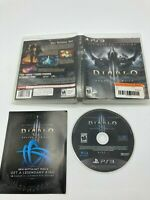 Sony PlayStation 3 PS3 CIB Diablo III: Reaper of Souls Ultimate Evil Edition