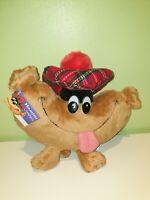 Hamish The Haggis Scottish Soft Toy