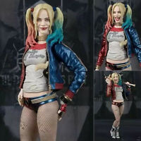 SHF S.H.Figuarts Suicide Squad Harley Quinn PVC Action Figure Kid Gift TOYS