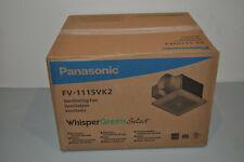 NEW Panasonic FV-1115VK2 WhisperGreen Select 110/130/150 Ventilating Fan SEALED