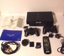 Original Sony Playstation 2  PAL with 2 consoles  – in original box  SCPH