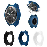 46mm Soft TPU Protector Watch Case Cover For Samsung Gear S3 Frontier/ Galaxy