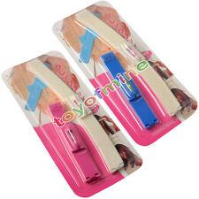 Hair Tools Cutting Guide Layers Bangs Cut Kit Hair Clip Trimmer Clipper Hand Cut