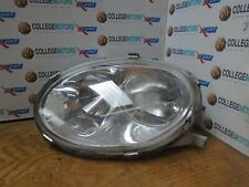 MGF 95-02 N/S PASSENGERS SIDE HEADLAMP HEADLIGHT ASSEMBLY M.O.T. PASSABLE USED