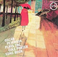 OSCAR PETERSON plays the cole porter song book (CD, album, remastered) verve