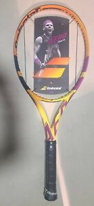 Babolat Pure Aero Rafa Tennis Racquet, 4 1/2