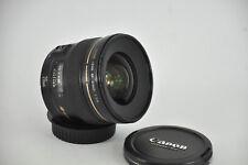 Canon EF 20mm F2.8 USM Lens full frame 600D 650D 700D 750D 1100D 1200D 60D