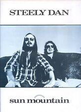 STEELY DAN sun mountain UK 1985  NEAR MINT LP
