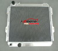 3 Core Aluminum Radiator for HILUX LN85 LN60 LN61 LN65 2.4L Diesel 1984-1991 MT