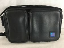 Sound Dimension 24 CD DVD Storage Case Carrying Case Holds Power Supply & Player