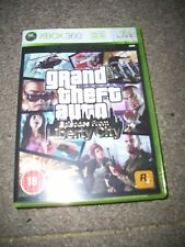 Grand Theft Auto: Episodes From Liberty City (Microsoft Xbox 360, 2009)