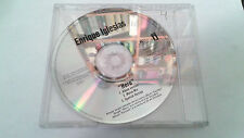 "ENRIQUE IGLESIAS ""HERO"" CD SINGLE 3 TRACKS"