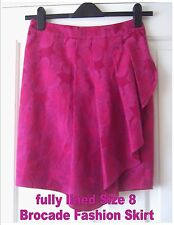 Ladies Girls Skirt (#574) S 8 High fashion fab design, Party Disco, Dress Tunic