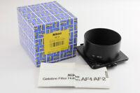 【TOP MINT+ in BOX】NIKON Gel Filter Holder AF-2 for 180/2.8, 300/4.5, 400/5.6 JP