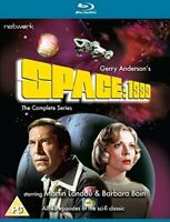 Space: 1999: The Complete Series [DVD] [Blu-ray][Region 2]