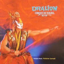 CIRQUE DU SOLEIL - DRALION CD