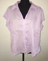 Ladies Purple Shirt 22 <NZ5620