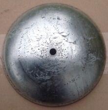 Cloche pour horloge comtoise ou pendule diamètre 122 hauteur 30 épaisseur 2 mm