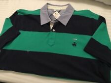 Modern Polo, Rugby Striped Casual Shirts for Men