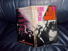 THE BEATLES LOVE ME DO THE BEATLES PROGRESS 1964 FIRST ISSUE NICE CONDITION FAB!