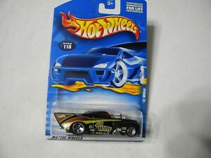 2001 Hot Wheel  '41 Willys Coup Collector #110 Wild Willy H